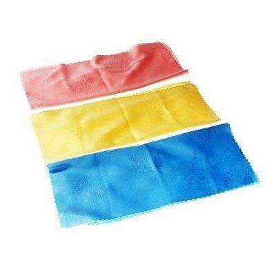 Panos Para Limpeza De Tela De Vidro (cores Aleatórias C/6 Un