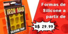 Formas de silicone