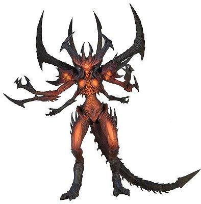 Diablo 3 Lord Of Terror - Deluxe Action Figure Neca