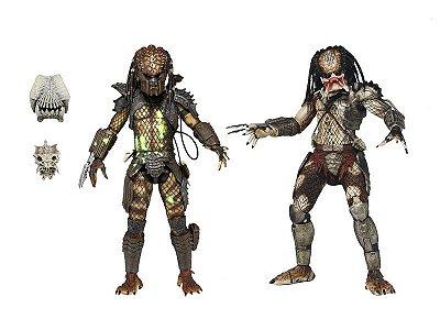 Predator Battle Damaged City Hunter & Jungle Hunter - Pack 2