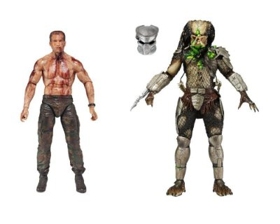 Predator Dutch Vs Jungle Hunter: The Final Battle - Pack 2