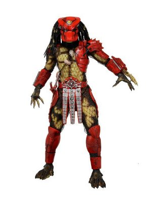 Predator Big Red - Predator Series 7 NECA