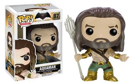 Batman Versus Superman - Aquaman - Pop Heroes