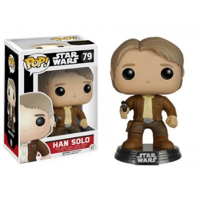 Star Wars VII - Han Solo - Pop Funko - Vinyl