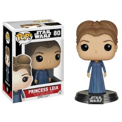 Star Wars VII - Princess Leia - Pop Funko - Vinyl