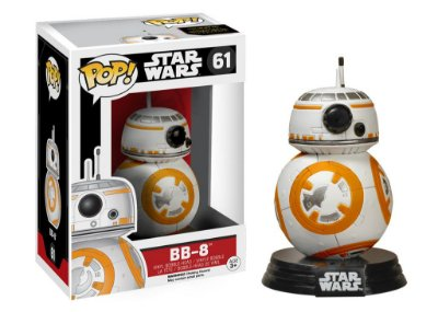 Star Wars VII - BB-8 - Pop Funko - Vinyl