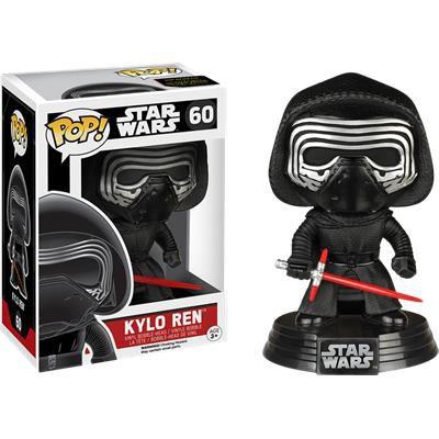 Star Wars VII - Kylo Ren - Pop Funko - Vinyl