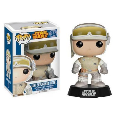 Star Wars - Luke Skywalker (Hoth) - Pop Funko - Vinyl