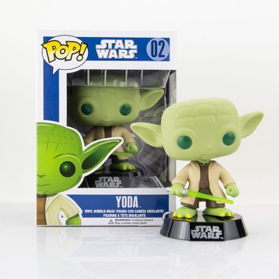 Star Wars - Yoda - Pop Funko - Vinyl