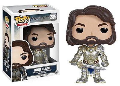 Warcraft - King Llane - Pop Movies - Funko Vinyl