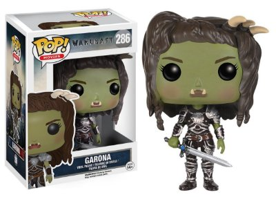 Warcraft - Garona - Pop Movies - Funko Vinyl