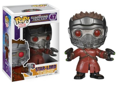 Guardians of the Galaxy - STAR-LORD - Pop Marvel - Funko Vinyl