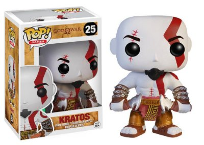 God Of War - KRATOS - Pop Games - Funko Vinyl