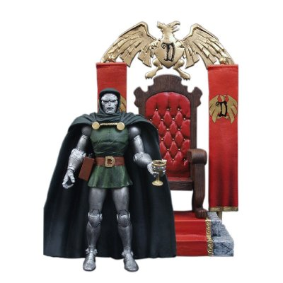 Dr. Doom - Marvel Select - Diamond Select Toys