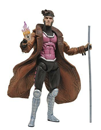Gambit - Marvel Select - Diamond Select Toys