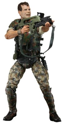 Private William Hudson - Aliens - Neca - Series 1