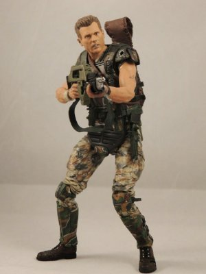 Corporal Dwayne Hicks - Aliens - Neca - Series 1