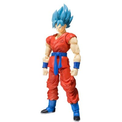 Son Gokou Super Sayan God - S.H.Figuarts - Bandai - Dragon Ball Z