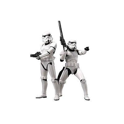 Stormtrooper (2 Pack) - ArtFX+ Statue - Star Wars - Kotobukiya