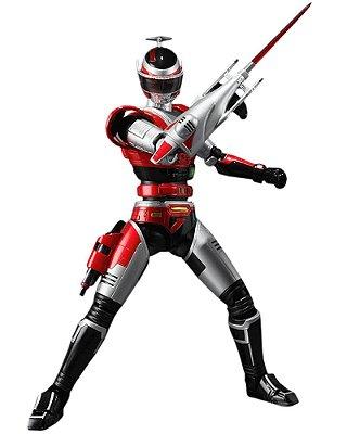Winspector - Fire - S.H. Figuarts - Bandai