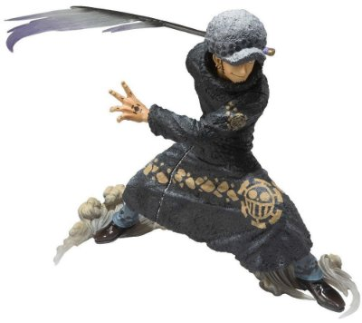 Trafalgar-Law (Battle Ver.) - Figuarts ZERO - Bandai - One Piece