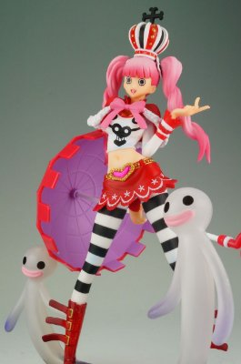 Perhona (Thriller Bark Ver.) - Figuarts Zero - Bandai - One Piece