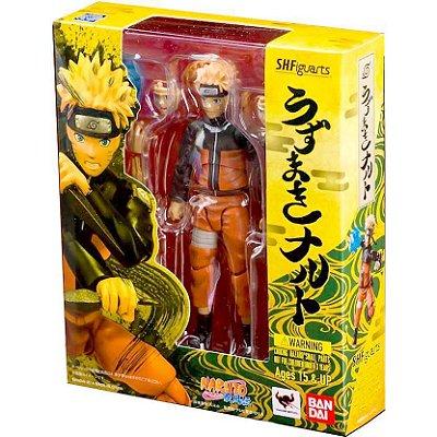 Uzumaki Naruto Shippuden - S.H. Figuarts - Bandai