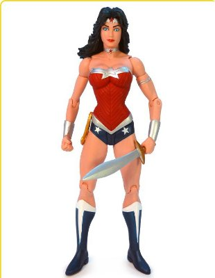 Wonder Woman New 52 - Justice League - Dc Collectibles - Dc Comics