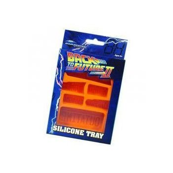 Back To The Future II - Silicone Tray - Forma de Silicone