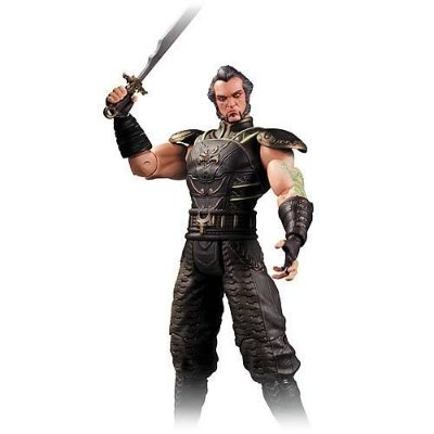 Ra`s Al Ghul (Arkham City) S3 - Dc Collectibles - Dc Comics