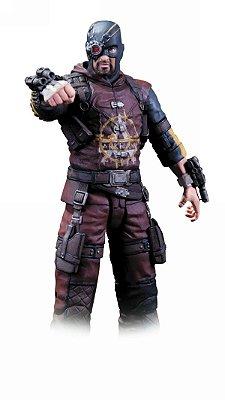 DeadShot (Arkham City) S4 - Dc Collectibles - Dc Comics