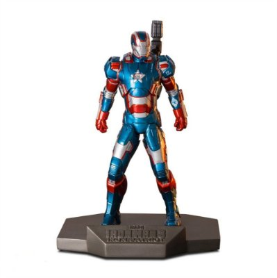 Iron Man 3 - Iron Patriot - 1/10 Art Scale - Iron Studios