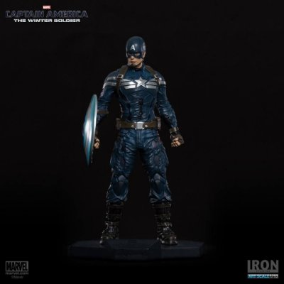 Captain America - Captain America The Winter Soldier - 1/10 Art Scale - Iron Studios