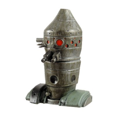 IG-88 - Real Mask Magnet Collection - Serie 1 - Star Wars - Busto Magnético