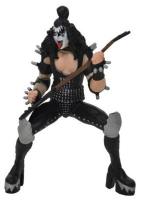 Gene Simmons - The Demon - Kiss Super Stars Collection