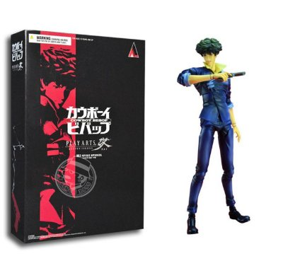 No. 1 Spike Spiegel - Cowboy Bebop - Play Arts Kai Action Figure