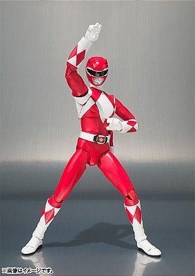 Red Ranger - Power Rangers - Edição Comemorativa de 20 Anos - S.H. Figuarts