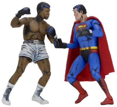 Superman Vs. Muhammad Ali (2 pack) - Action Figure