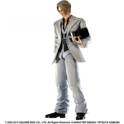 Rufus Shinra - Play Arts Kai - Final Fantasy VII Advent Children