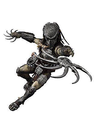 Wolf Predator (Heavy Armed Ver.) - Alien Versus Predator - S.H. Monster Arts - Bandai