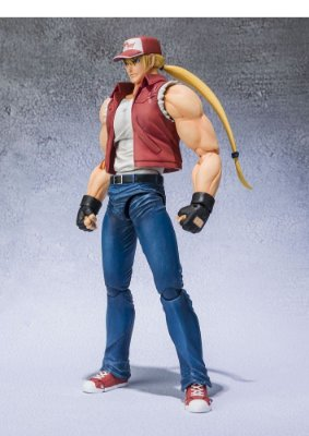 Terry Bogard - D-Arts - The King Of Fighters 94 - Bandai