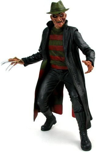 Freddy Krueger - New Nightmare - Neca