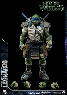 TMNT Movie Leonardo - 1/6 Figure - ThreeA
