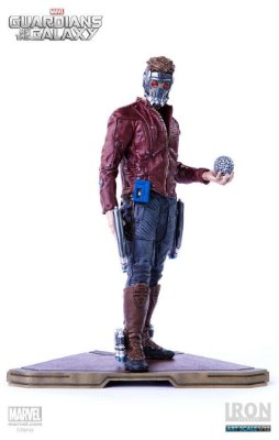 Star-Lord - Guardians Of The Galaxy - 1/10 Art Scale - Iron Studios