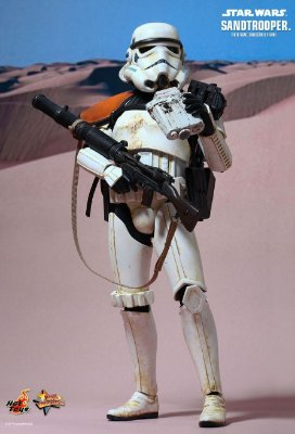Star Wars Sandtrooper (Episode IV) - 1/6 Scale Collectible Figure - Hot Toys