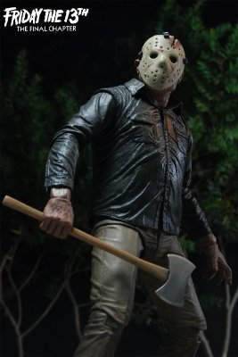 Jason - Friday The 13th - Final Chapter - Battle Damaged - Series 2 - Neca