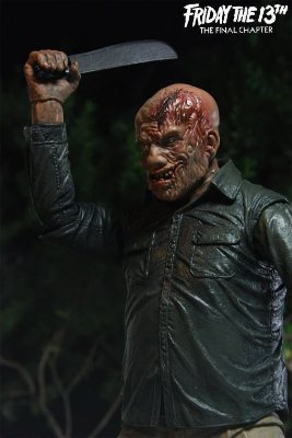 Jason - Friday The 13th - Final Chapter - Series 2 - Neca