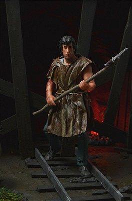 Rambo - John J. Rambo - Survival Mode - First Blood Series 2 - Neca