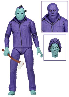 Jason Classic Video Game Ver. - Neca