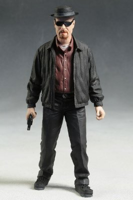 Heinsenberg 6 Inches - Collectible Figure - Breaking Bad - Mezco Toys